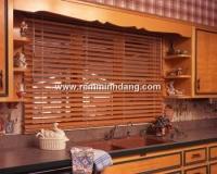 Xưởng xản xuất mành gỗ tự nhiên tại Đống Đa