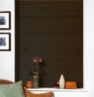Mành rèm nội thất phong cách rèm sáo gỗ