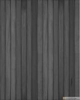 Mẫu mành gỗ dọc mầu đen cao cấp