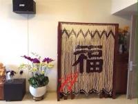 Bán mành rèm cửa hạt gỗ tại công trình giá rẻ