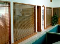 Mã mành gỗ gracehome MSJ-013, hình ảnh rèm gỗ